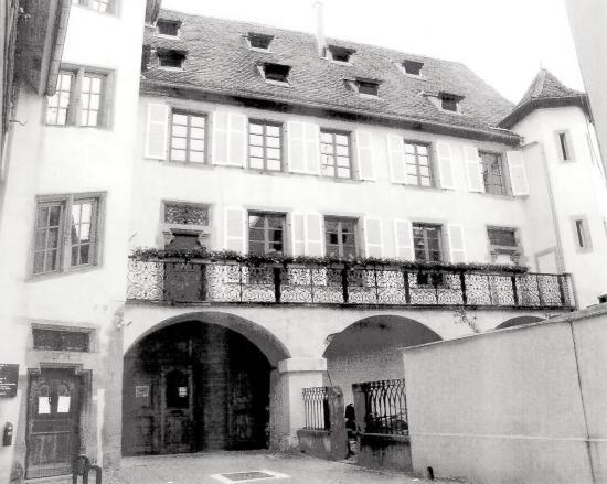 L'hôtel Saint-Lô
