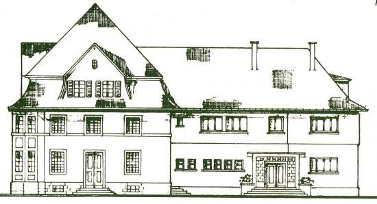 Presbytère et foyer Bucer après 1966