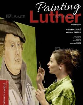 Painting luther par la marelle